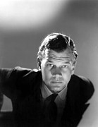 1943 Movies Photos - Shadow Of A Doubt, Joseph Cotten, 1943 by Everett