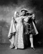 Theater Actress Photo Prints - Shakespeare: Henry Viii Print by Granger