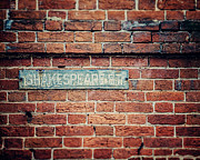Inner Harbor Photos - Shakespeare Street by Lisa Russo