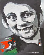 Popes Prints - Shane Macgowan Fairytale of New York Print by Eric Dee