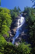 Out-of-door Prints - Shannon Falls, Sea To Sea Highway Print by Mike Grandmailson