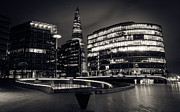 Thomas Richter Metal Prints - Shard London Bridge Metal Print by Thomas Richter