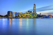 Belfast Prints - Shard Print by Photography Aubrey Stoll