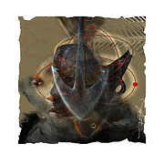 Tail Mixed Media Posters - Sharing The Catch Poster by Bob Salo