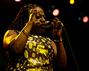 Dap Prints - Sharon Jones Print by Jeff Ross