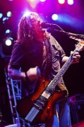 Rock Music Groups Photos - Shaun Morgan Welgemoed Of The Rock by Everett