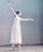 Ballet Dancer Photo Posters - She Dances Poster by Linde Townsend