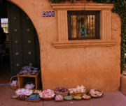 Tlaquepaque Village Photos - She Sells Seashells by Marilyn Smith