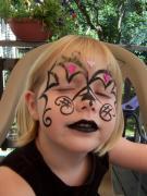 Deahn      Benware - She wanted a tough face