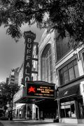 Sheas Theater Framed Prints - Sheas theater Buffalo Framed Print by Brian Mcmillen