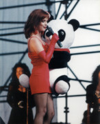 Live Music Prints - Sheena Easton 92 Print by Matthew Heller