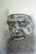 Sheikh I. Print by Paula Steffensen