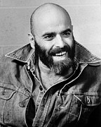 Author Metal Prints - Shel Silverstein, 1930 - 1999 Metal Print by Everett