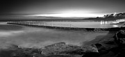 Tidal Pool Photos - Shelly Beach Tidal Pool - Cronulla by Mark Lucey