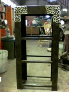 Don Thibodeaux - Shelves for Vanity Set