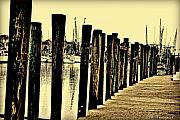 Jill Tennison - Shem Creek Dock