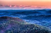 Front Range Prints - Shenandoah in Layers I Print by Irene Abdou
