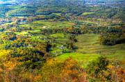 Rural Landscapes Photos - Shenandoah Valley I by Irene Abdou