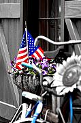 Concord Metal Prints - Shes a Grand Old Flag Metal Print by Greg Fortier