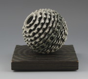 Texture Sculpture Prints - Shifting Gears Print by Jacques Vesery