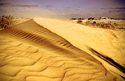 Australian Landscape Prints - Shifting Sands Print by Heather Thorning