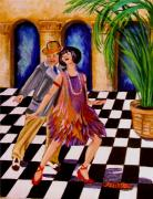 1920s Originals - Shimmy-Shake by Carol Allen Anfinsen