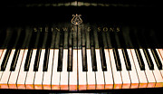Grand Piano Prints - Shine Print by Colleen Kammerer