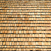 Barns Digital Art - Shingles by Cristophers Dream Artistry