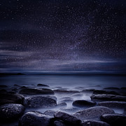 Universe Art - Shining in darkness by Jorge Maia