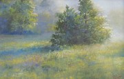 Morning Pastels Originals - Shining Through by Bill Puglisi