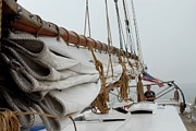 Windjammer Photos Prints - Ship 20 Print by Joyce StJames