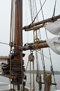 Windjammer Photos Prints - Ship 22 Print by Joyce StJames