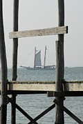 Windjammer Photos Prints - Ship 24 Print by Joyce StJames