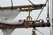 Windjammer Photos Prints - Ship 27 Print by Joyce StJames