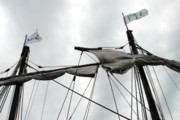Windjammer Photos Prints - Ship 7 Print by Joyce StJames