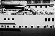 Boat Cruise Photo Posters - Ship Watching Poster by Dean Harte