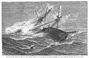 1878 Photos - Shipwreck, 1878 by Granger