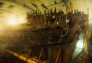 Warships Photos - Shipwreck Of The Mary Rose, Portsmouth by Sici