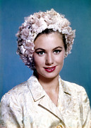 1950s Portraits Prints - Shirley Jones, C. 1950s Print by Everett