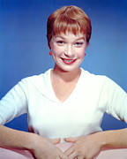 Perky Prints - Shirley Maclaine Print by Everett