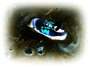 Shoe Digital Art - Shoe in Space by Deborah MacQuarrie