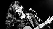 Elizabeth Hart Metal Prints - Shooter Jennings - Rebel Metal Print by Elizabeth Hart