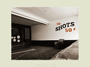 Targets Originals - Shooting Gallery by Jan Faul