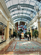 Shops Photos - Shops at Bellagio by David Bearden