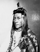 1899 Framed Prints - Shoshone Native American Framed Print by Granger
