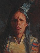 Jim Clements - Shoshone Portrait