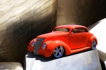 Street Rod Photos - Show Stealer by John Melton
