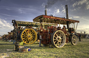 Amusements Photos - Showmans Engines by Rob Hawkins