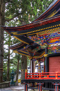Shrine Photo Originals - Shrine-4 by Tad Kanazaki