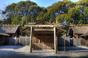 Shrine Photo Originals - Shrine by Tad Kanazaki